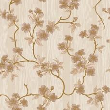 Classic 333-A Çiçek Desenli Duvar Kağıdı
