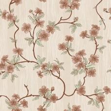 Classic 333-B Çiçek Desenli Duvar Kağıdı