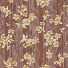 Classic 333-C Yerli Duvar Kağıdı Çiçek Desenli