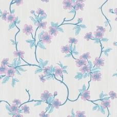 Classic 334-B Sarmaşık Çiçek Desenli Duvar Kağıdı
