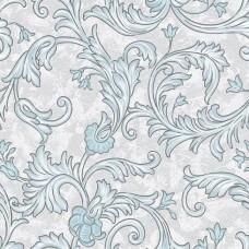 Classic 344-A Çiçek Desenli Duvar Kağıdı