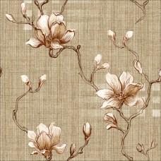 Classic 358-C Çiçek Görünümlü Duvar Kağıdı