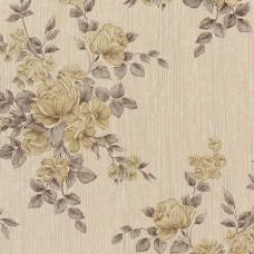 Dekor İmage 1235-B Çiçek Desenli Duvar Kağıdı