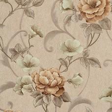 Dekor İmage 1247-B Non Woven Çiçek Desenli Duvar Kağıdı