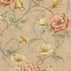 Dekor İmage 1247-C Çiçekli Non Woven Duvar Kağıdı