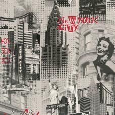 Dekor Life 854-B Marilyn Monroe Pop Art Duvar Kağıdı