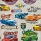 New Art 1022-B Araba Görünümlü Çocuk Odası Duvar Kağıdı