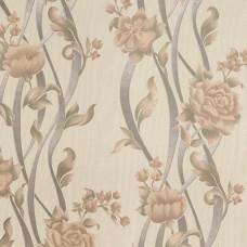 Dekor Star 1872-A Çiçekli Vinil Duvar Kağıdı