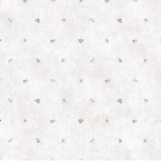 Design Plus 13132-2 Minik Mavi Çiçek Desenli Duvar Kağıdı