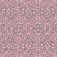 Grace 91149-3 Gül Kurusu Damask Desenli Duvar Kağıdı