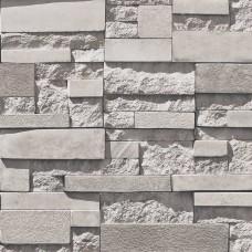 İnception 71134-1 3 Boyutlu Taş Desen Duvar Kağıdı