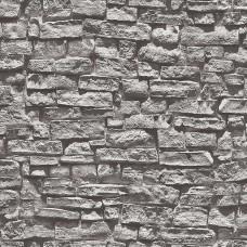 İnception 71136-1 Vinil Taş Desenli Duvar Kağıdı