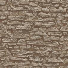 İnception 71136-3 Taş Desenli Duvar Kağıdı