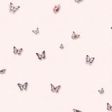 Kids Collection 15135-1 Kelebek Desenli Duvar Kağıdı