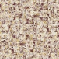 Novelty 11132-5 Kare Desenli Vinil Duvar Kağıdı