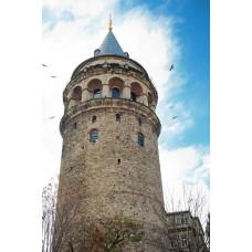 DLDP-017 Galata Kulesi Duvar Posteri