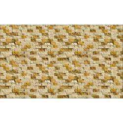 Elemental 42018-3 Vinil Taş Desenli Duvar Kağıdı