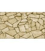 Elemental 42019-3 Kayrak Taş Görünümlü Duvar Kağıdı