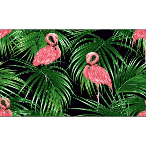 Elemental 42022-3 Flamingo Desen Vinil Duvar Kağıdı