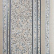 First Collection 6540-2 Mavi Klasik Çizgili Duvar Kağıdı