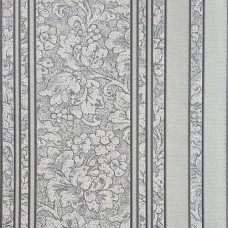 First Collection 6540-5 Gri Çizgili Duvar Kağıdı