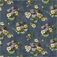 Flora 82025-6 Çiçek Desenli Vinil Duvar Kağıdı