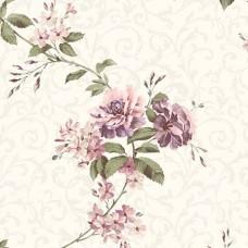 Flora 82030-2 İthal Duvar Kağıdı Çiçekli