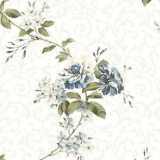 Flora 82030-3 Floral Duvar Kağıdı