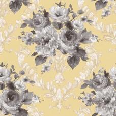 Flora 82031-6 Çiçek Desenli Vinil Duvar Kağıdı