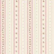 Floral Themes G23222 Çizgil Duvar Kağıdı