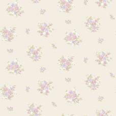 Floral Themes G23232 İthal Çiçek Desenli Duvar Kağıdı