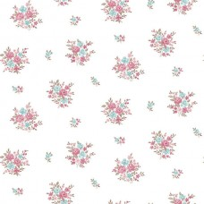 Floral Themes G23234 Country Duvar Kağıdı