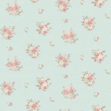 Floral Themes G23236 Çiçek Desenli Duvar Kağıdı