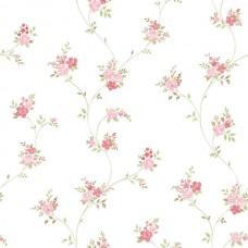 Floral Themes G23246 İthal Çiçekli Duvar Kağıdı