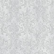 Steampunk G45170 Gri Damask Desenli Duvar Kağıdı
