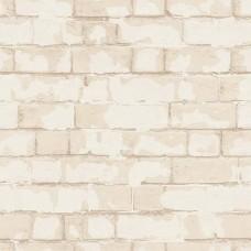 Steampunk G56213 Non Woven Tuğla Desenli Duvar Kağıdı