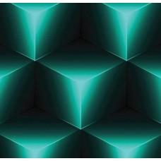 3D Art 7013 Yeşil Non Woven Duvar Kağıdı