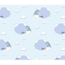 Grown Baby 101-2 Erkek Bebek Odası Duvar Kağıdı