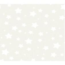 Grown Baby 106-3 Erkek Çocuk Odası Yıldızlı Duvar Kağıdı