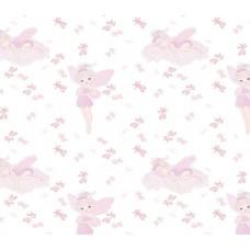 Grown Baby 117-1 Kız Çocuk Odası Duvar Kağıdı