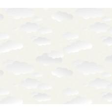 Grown Baby 137-2 Bulut Görünümlü Duvar Kağıdı