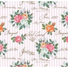 Floral Collection 5006 Non Woven Çiçekli Duvar Kağıdı