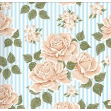 Floral Collection 5007 Gül Görünümlü Duvar Kağıdı