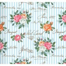 Floral Collection 5009 Çiçek Desenli Duvar Kağıdı