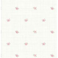 Floral Collection 5011 Serpme Çiçek Desenli Duvar Kağıdı