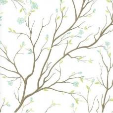 Floral Collection 5017 Ağaç Dalı Görünümlü Duvar Kağıdı