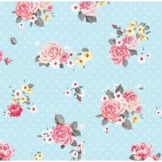 Floral Collection 5030 Çiçek Görünümlü Duvar Kağıdı