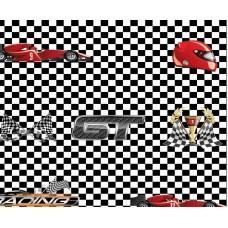Kids Club 206-1 Formula Yarış Temalı Duvar Kağıdı