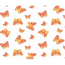 Kids Club 218-2 Kelebek Desenli Çocuk Odası Duvar Kağıdı