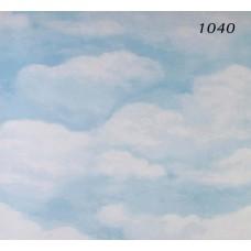 Halley Fashion 1040 Bulut Desenli Duvar Kağıdı